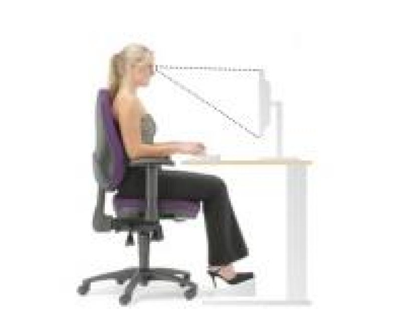 Osteopathy For Life Good Sitting Posture